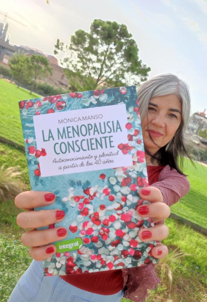 Libro la menopausia consciente
